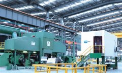 Twenty High Rolling Mill